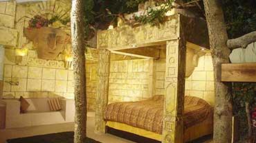 Aztec themed bedroom home for Aztec bedroom ideas